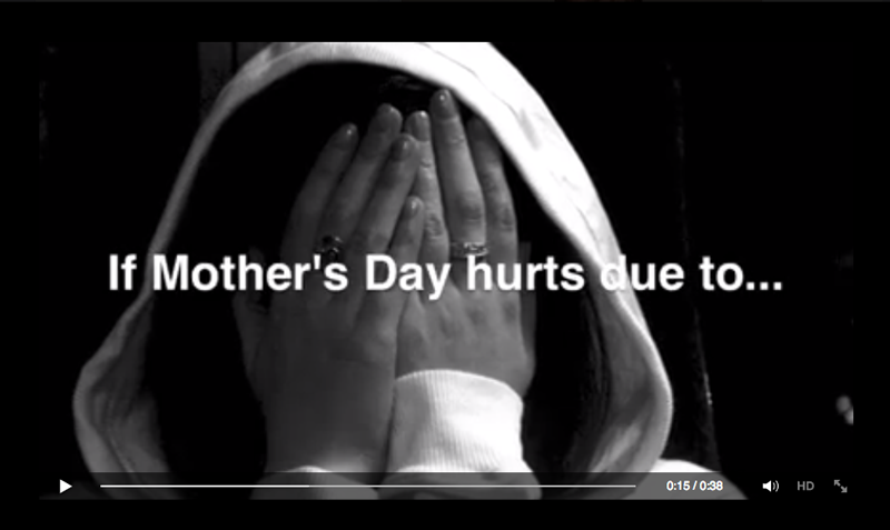 When Mother's Day Hurt