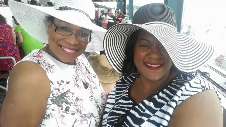At The Races: Derby Day 2015