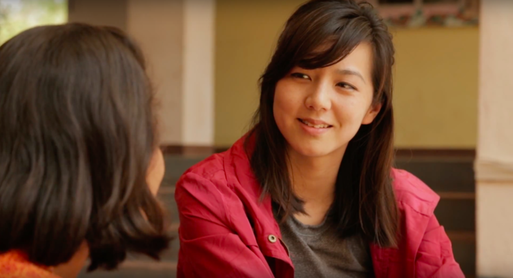 Filmmaker Elizabeth Lo goes to India to meet and share Keerthi's story.