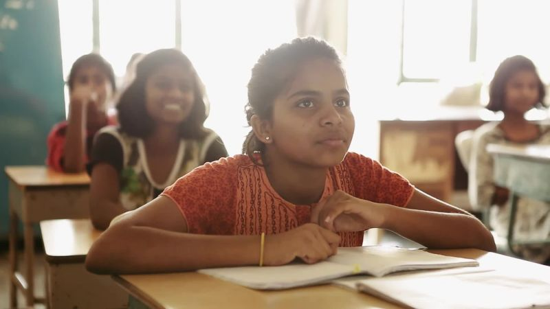 Glamour 'Get Schooled' Project Shows Power of Educating Girls Through Storytelling