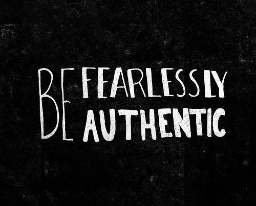 beingfearlesslyauthentic