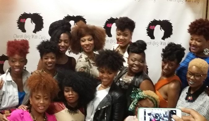 Church Girlz With Curlz Was Awesome!
