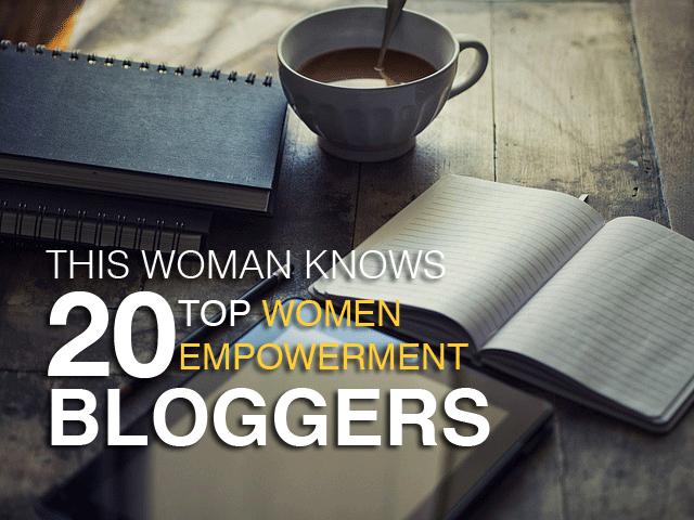 TWK Top 20 List of Women Empowerment Blogs