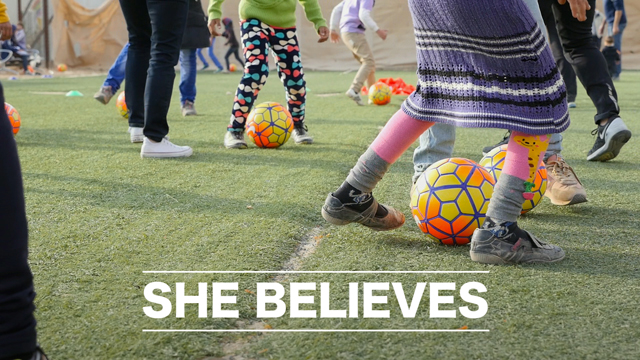 Empowering Middle Eastern Women Through Sports