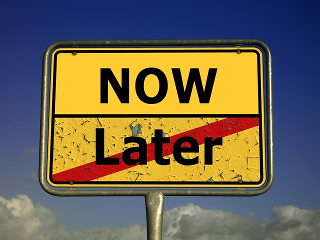 Now Or Never: How To Implement The Change You Want To See