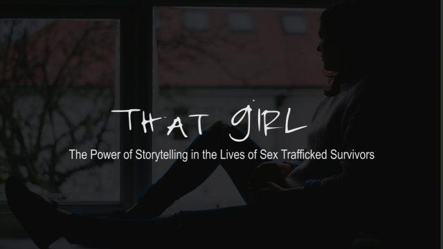 Human Trafficking Awareness Month – Part 1: A Volunteer's Story
