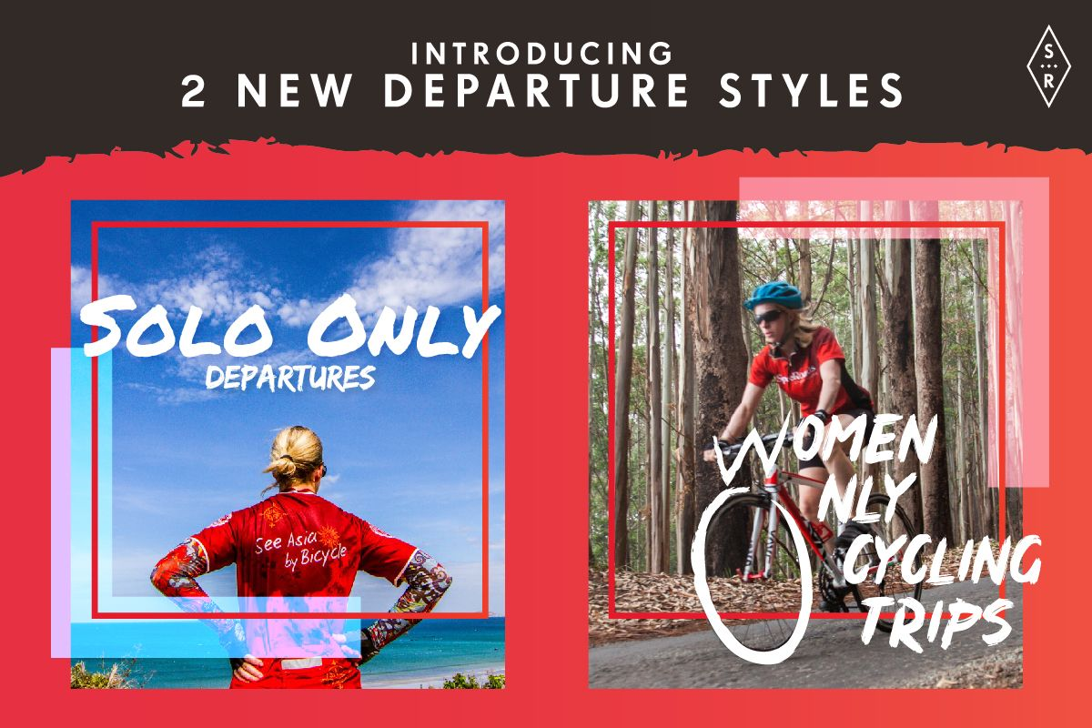 Women Only Trips Through Asia Now Offered by SpiceRoads Cycling
